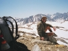 Pacific Crest Trail 2003