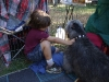 Declan and friend Celtic Fair 2011